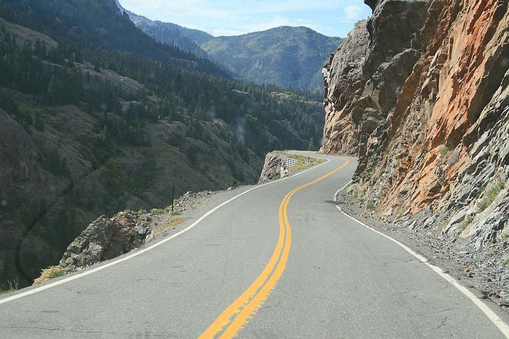 10 of the Most Dangerous Roads in America