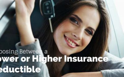 The Difference Between High and Low Insurance Deductibles