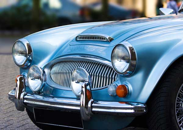 Insuring an Old Car or Vehicle